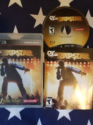Def Jam Rapstar (PS3) for Sale in US