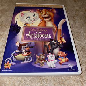 Aristocats DVD for Sale in Phoenix, AZ