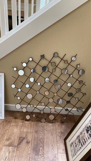 Mirror wall hanging art for Sale in Snohomish, WA