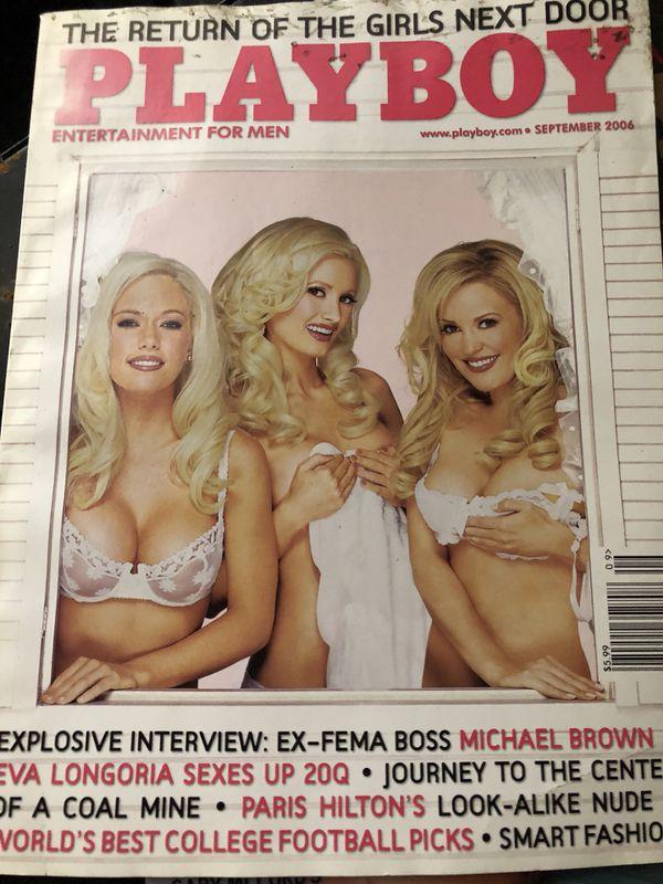 Playboy magazines Vintage