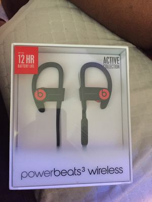 Beats wireless earbuds for Sale in Houston, TX