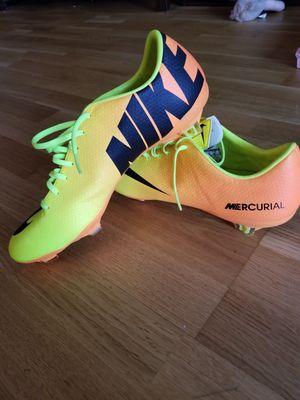 Nike mercural soccer cleats size 11 for Sale in Falls Church, VA