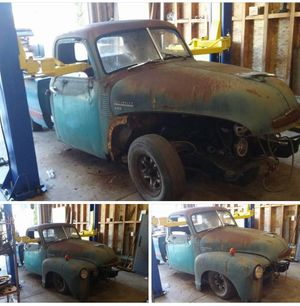 1949 Chevy rat rod project for Sale in Puyallup, WA