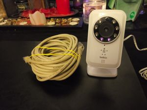 Belkin wifi camera. for Sale in Lakeland, FL