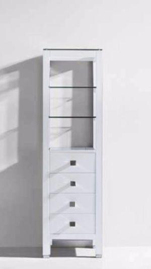 Linen cabinet for Sale in Eagle Lake, FL