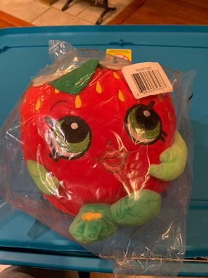 Shopkins plush piggy bank for Sale in Cleveland, OH