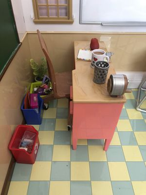 Our generation doll school classroom for Sale in Miami, FL