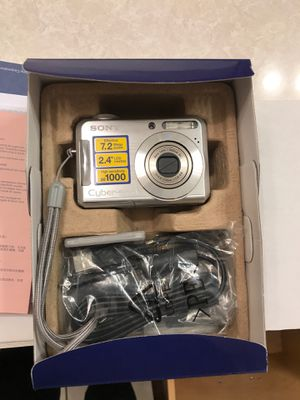 Brand new Sony Cybershot camera for Sale in Buffalo, NY