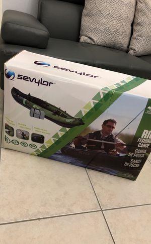 Sevylor Fishing Canoe for Sale in FL, US