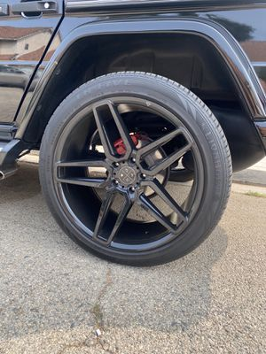 Mercedes G rims for Sale in Los Angeles, CA