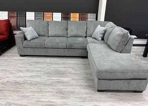 ✨ New Ashley ✨ [SPECIAL] Altari Alloy RAF Sectional for Sale in Jessup, MD