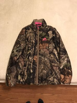 Mossy oak hunting jacket for Sale in Lexington, KY