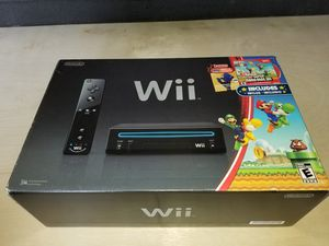 Wii - New with Games for Sale in Moreno Valley, CA