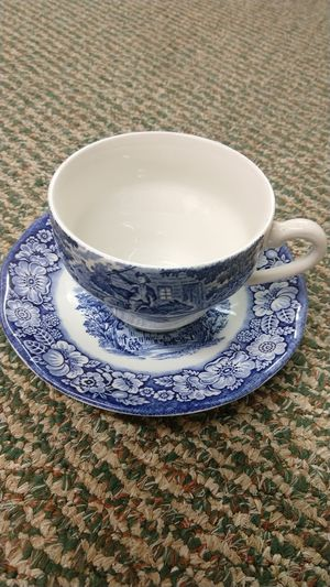 Staffordshire LIBERTY BLUE tea/coffee for Sale in Sunrise, FL