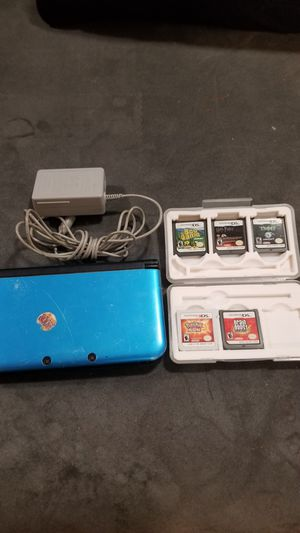 Nintendo 3DS + Free Games for Sale in Dallas, TX