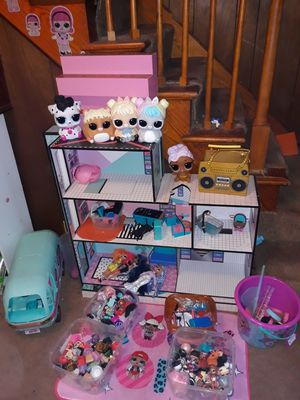 Huge lol doll house lot for Sale in Natrona Heights, PA