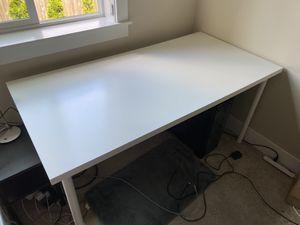 """IKEA desk 59"""" x 29"""" for Sale in Kirkland, WA"""