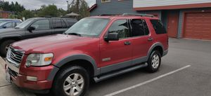 Red Ford Explorer 2006 for Sale in Mill Creek, WA