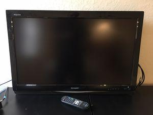 """Sharp 31"""" HDTV for Sale in Miami, FL"""