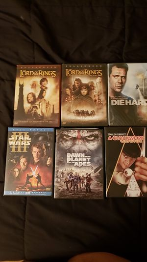 MOVIES!!! $2 for Sale in North Potomac, MD