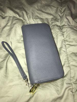 Grey Wallet for Sale in Seattle, WA