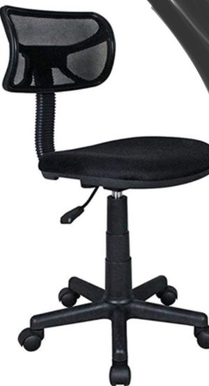 New!!Computer chair, desk chair, task chair, office chair, office furniture, black for Sale in Phoenix, AZ