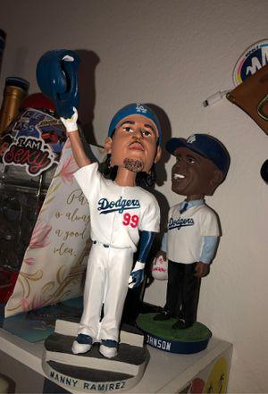 Dodgers bobble head for Sale in Las Vegas, NV
