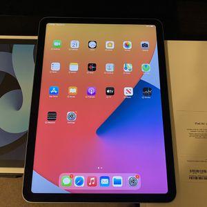 iPad Air 4th Gen Blue 64gb W/ AppleCare for Sale in Walnut Creek, CA