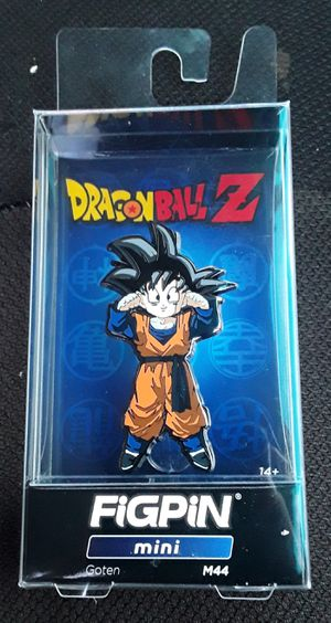 Figpin Mini Dragonball Z: M44 Goten for Sale in Tempe, AZ
