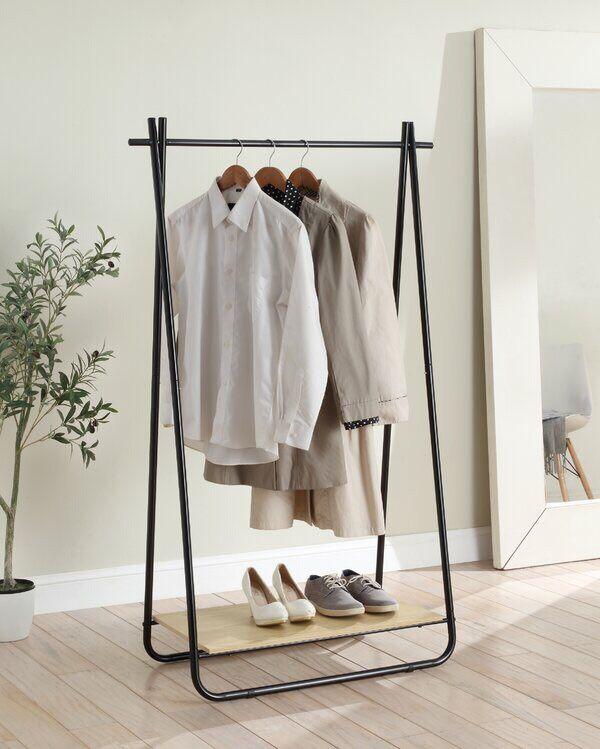 Open Box Garment/Clothing Rack