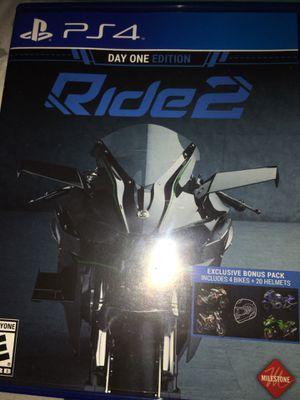 Ride 2 (ps4) for Sale in Frostproof, FL