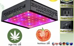 New 300W Mars Hydro LED Grow Light Hydroponics Veg Bloom Indoor Plant Light for Sale in Fresno, CA