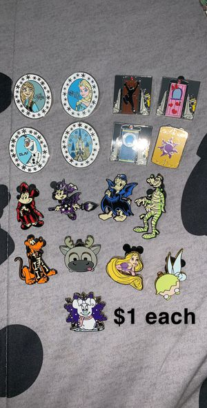 Disney Park Pin & Pin Sets for Sale in San Pedro, CA