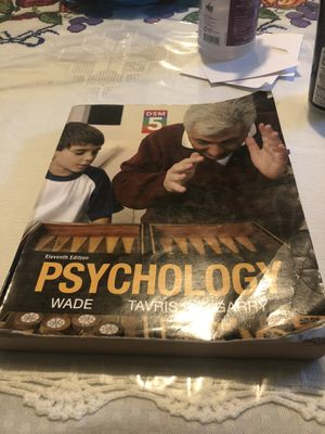 Psychology Eleventh Edition by Wade Tavris Garry for Sale in Los Angeles, CA