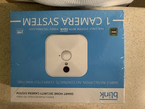 Blink wireless camera for Sale in Hartford, CT