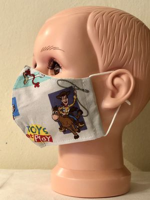 Disney Toy Story Kid Fitted Face Mask for Sale in Campbell, CA