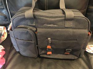 Eddie Bauer diaper bag for Sale in Gaithersburg, MD