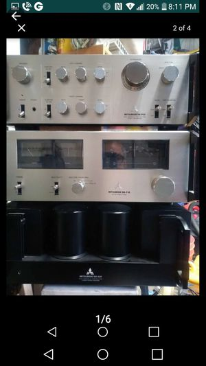 Vintage SERVICED Audio Hifi collection starting at around 250 full DEMO AVAILABLE. We also do repairs on VINTAGE audio for Sale in West Covina, CA