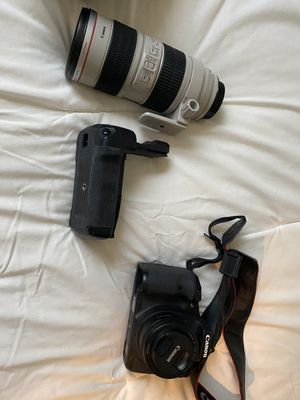 Cannon EOS 7D for Sale in Oakland, CA