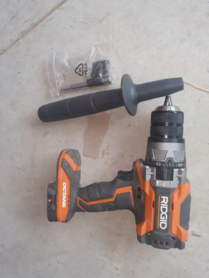 Ridgid OCTANE hammer drill for Sale in San Antonio, TX