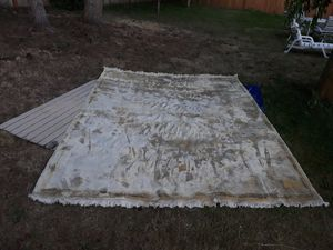 VERY NICE BIG RUG SIZE 10FT BY 8FT FOR SALE I PAY 3000$ FOR THIS RUG NEW for Sale in Bellevue, WA