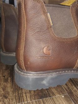 Brand New Never Worn Carhartt Steel Toe Boots for Sale in Portland,  OR