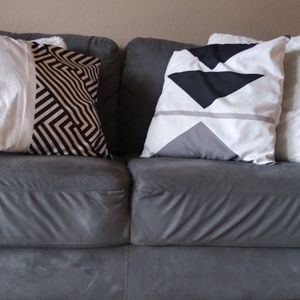 Loveseat & Couch Set (Or Individual Sale) for Sale in Renton, WA
