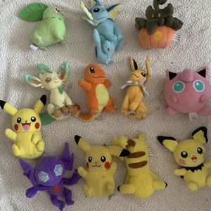 41 Pokémon Plush for Sale in Mayville, WI
