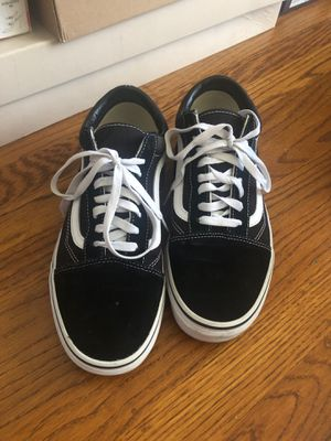 Men's vans for Sale in Fremont, CA