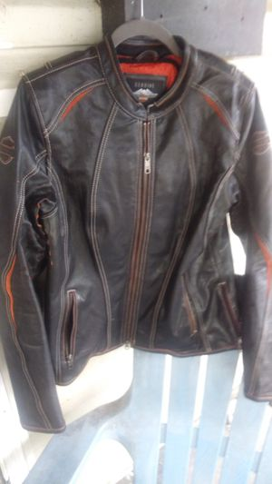 Harley-Davidson jackets and chaps all for $150 for all must sell all all items $150 for Sale in Columbus, OH