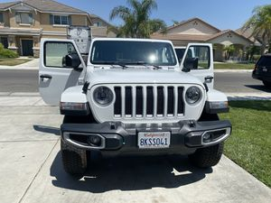 2019 Jeep Wrangler Sahara for Sale in Chino, CA