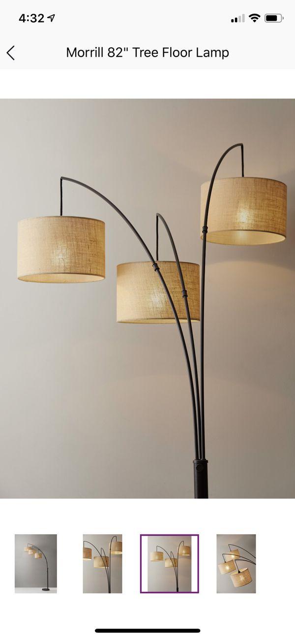 Floor Tree Lamp