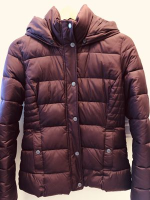 Abercrombie & Fitch BRAND NEW Puffer Jacket soft Sherpa lining for Sale in Northville, MI