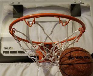 SKILZ Mini Basketball Hoop Metal Rim for Sale in Bellevue,  WA